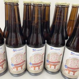 北陸新幹線5周年記念ビール